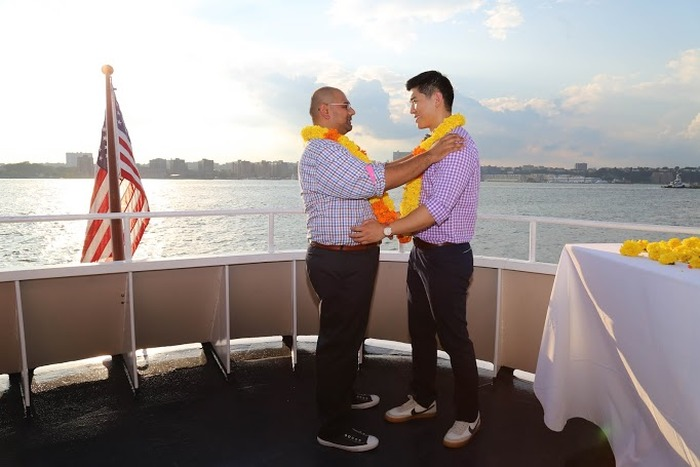 The Smooth Sailing Celebrations Wedding of Jai and Alfredo