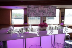 Party aboard a Smooth Sailing Celebrations yacht