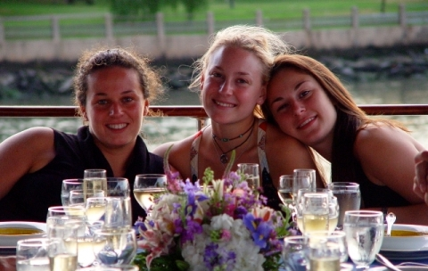 Sweet 16 parties aboard luxury yachts with Smooth Sailing Celebrations