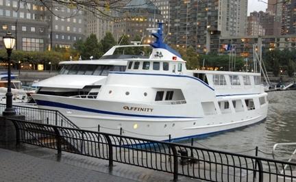 Smooth Sailing Celebrations wedding yacht - #NYCwedding, #njwedding, #yachtweddingNYC, #yachtweddingNJ